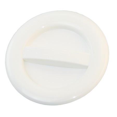 Inspektionsdeckel ALLEN komplett, weiß, ohne Dichtungsring (91447)